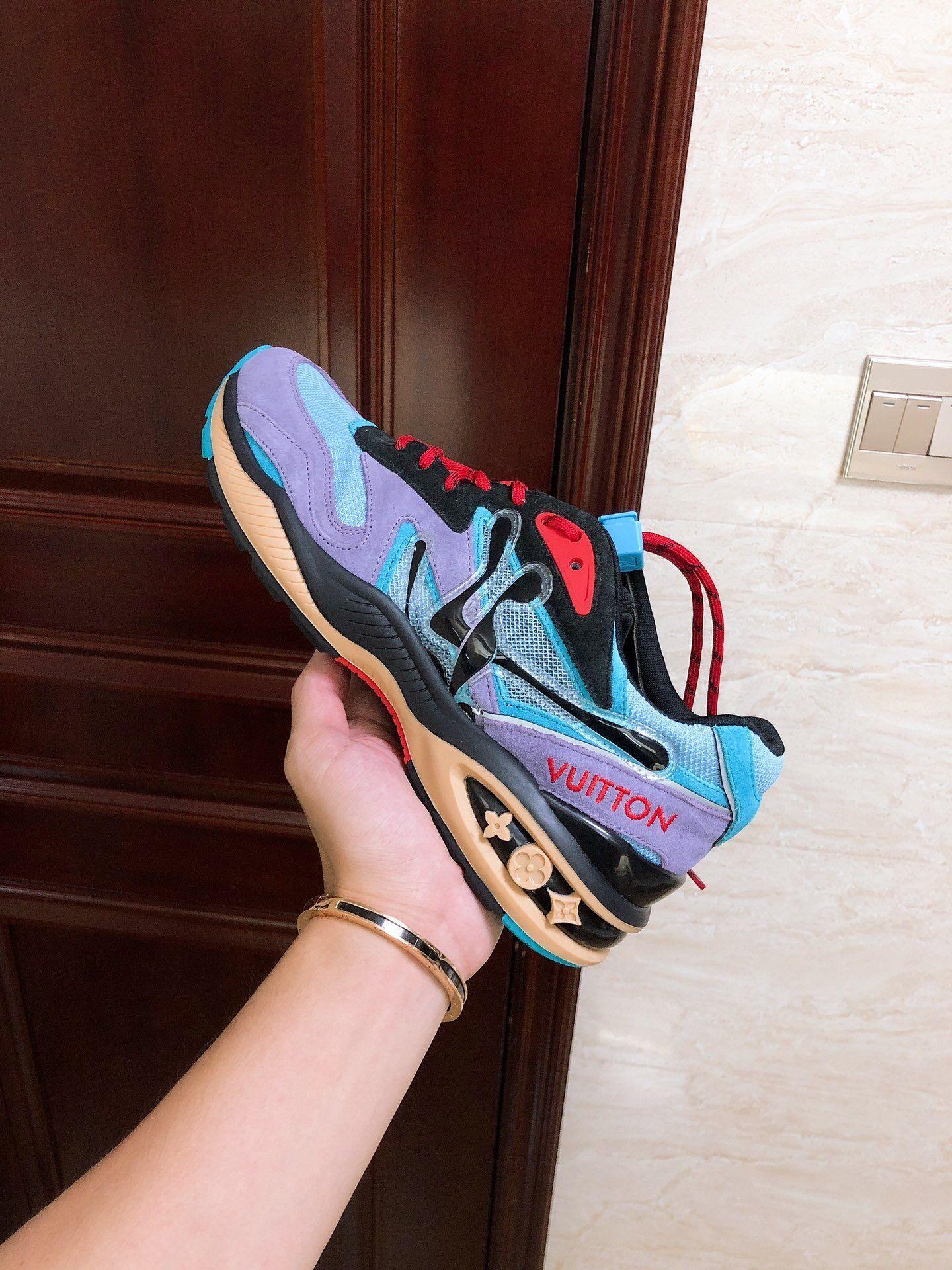 trail sneaker violet    men sneaker    men shoes  3