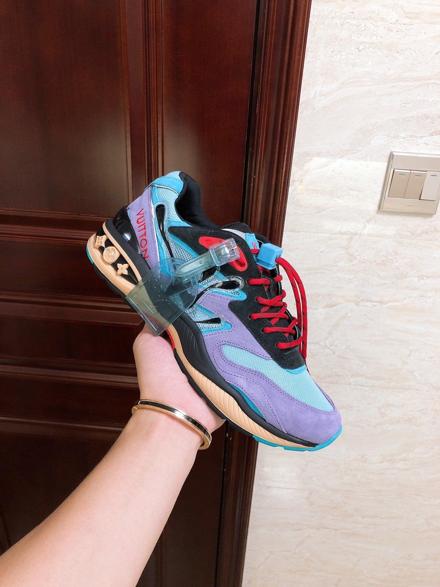 trail sneaker violet    men sneaker    men shoes  4