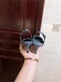 GARAVANI VLOGO CALFSKIN SLINGBACK PUMP  4.5cm and 8cm           heels  5