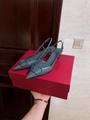 GARAVANI VLOGO CALFSKIN SLINGBACK PUMP  4.5cm and 8cm           heels  8