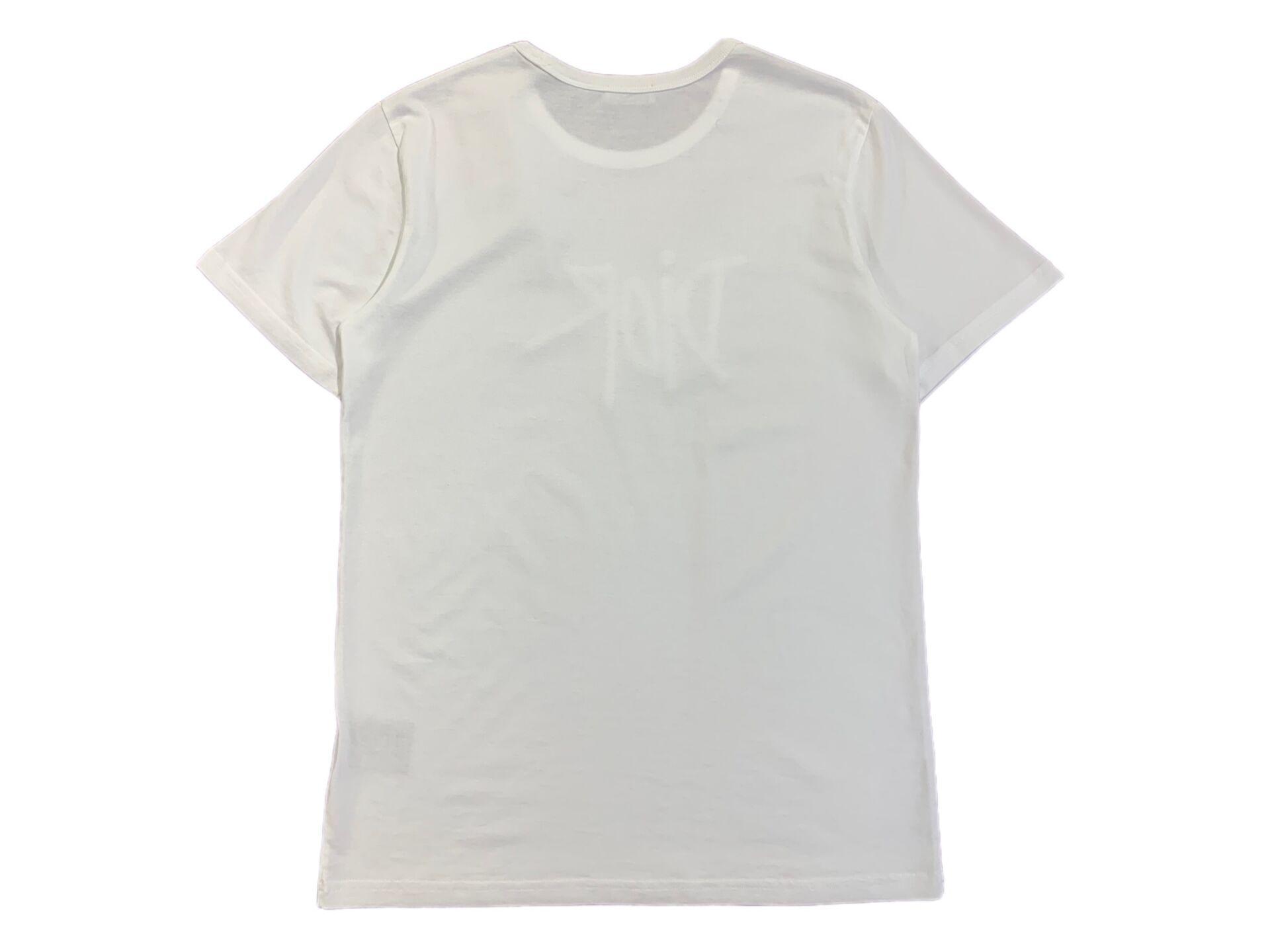 AND SHAWN OVERSIZED T-SHIRT White Cotton      tshirt      men tshirt   7