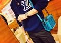 intarsia crewneck 1A7XOH    sweater