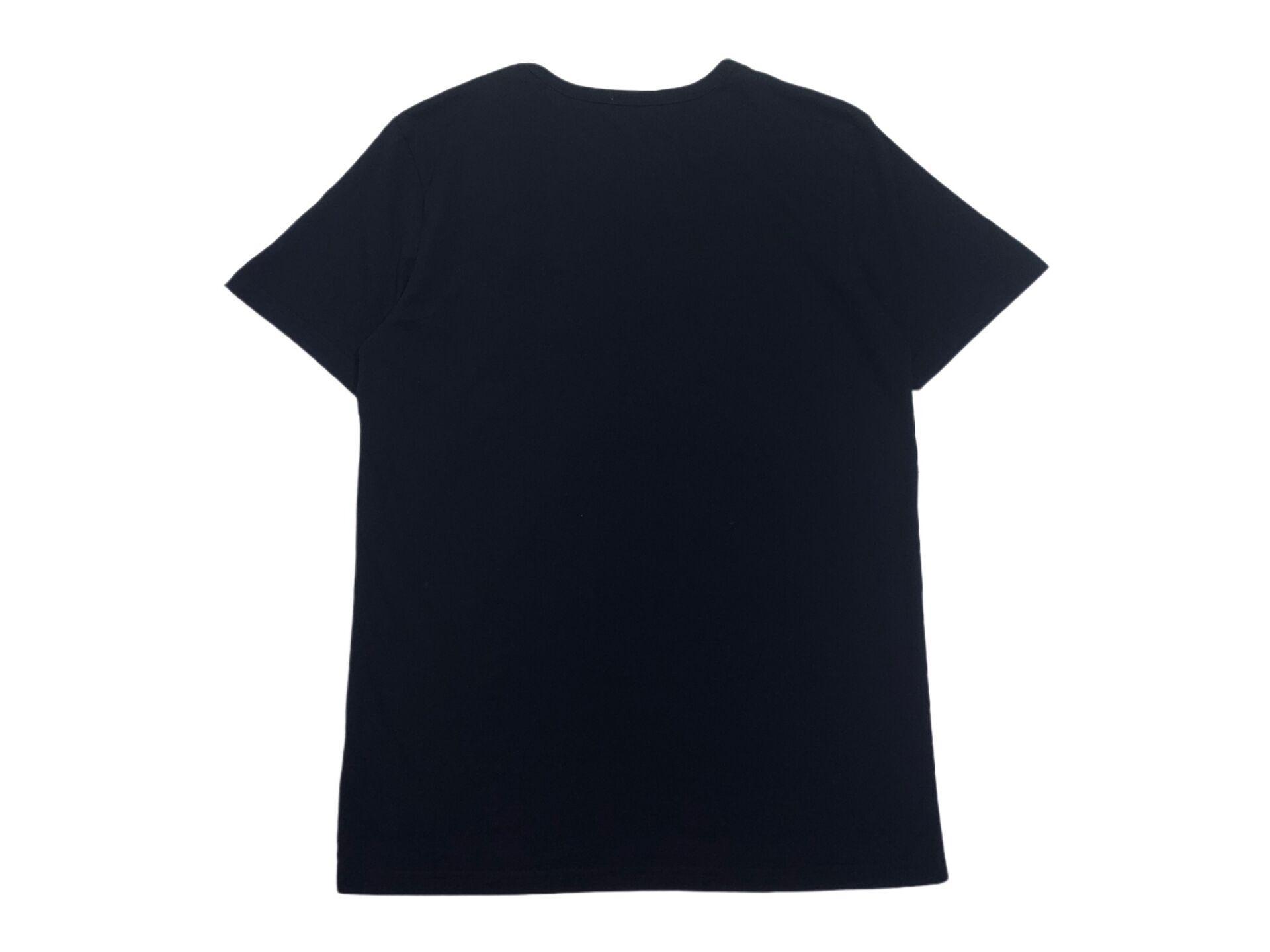and shawn oversized t-shirt black cotton      tshirt      men tshirt  5