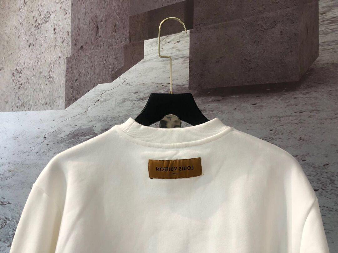 lv flower monogram embroidered sweatshirt lv sweashirt  10