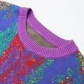 acquard crewneck sweater    sweater    men sweater 1A7X9X  8