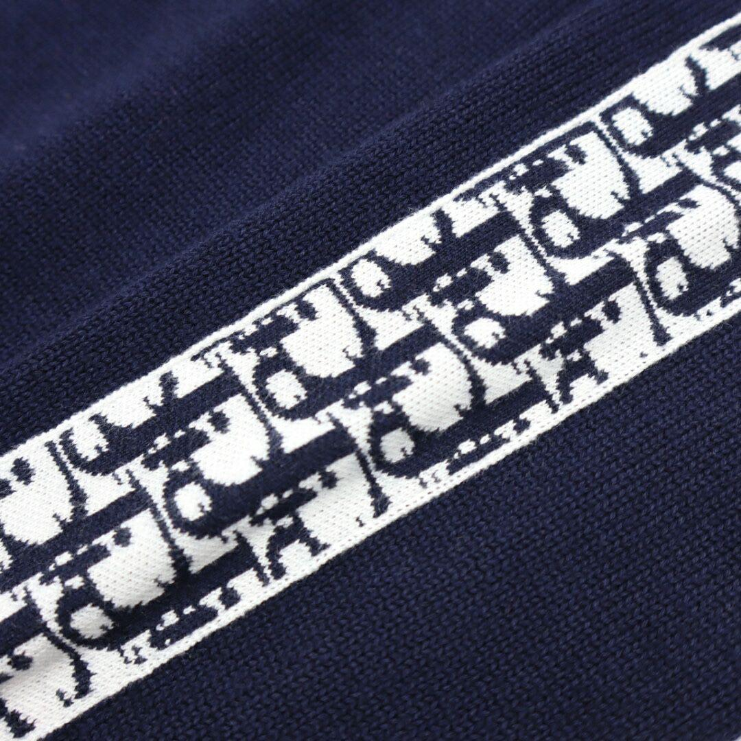 sweater with dior oblique band navy blue Cotton  7