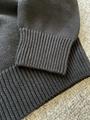 PULLOVER Black wool sweater       sweater       men sweater  5