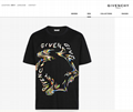 Newest givenchy glitch printed t-shirt givenchy tshirt multicolored GIVENCHY