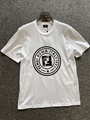 Fendi White cotton T-shirt fendi tshirt fendi crew-neck oversize tshirt  3