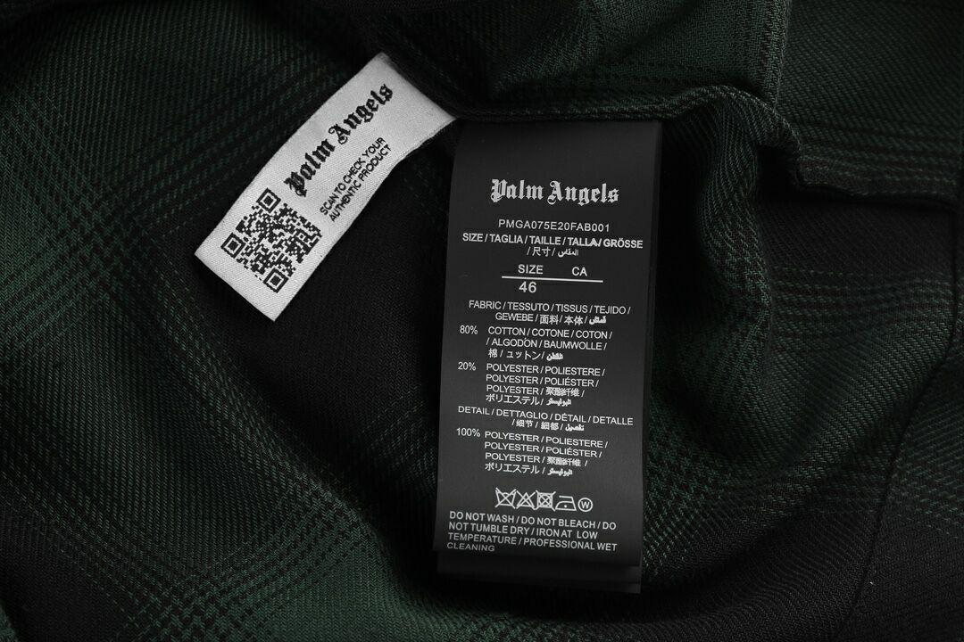 Hotsale newest Palm angles shirt Palm angles men  shirt 6