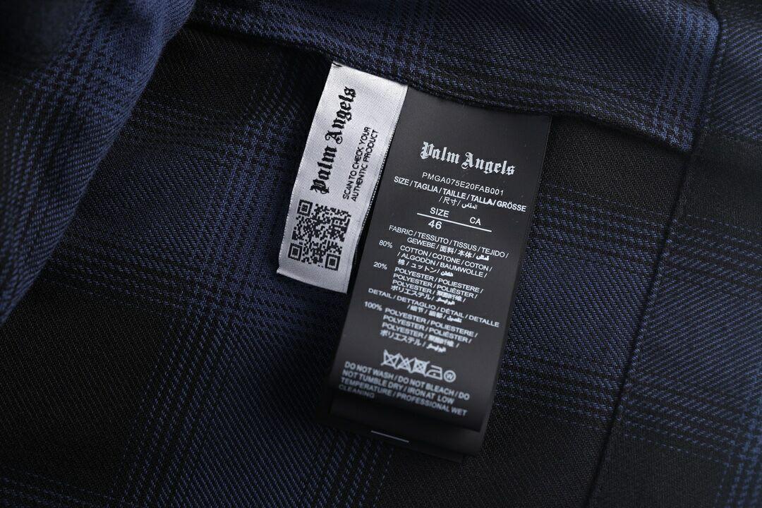Hotsale newest Palm angles shirt Palm angles men  shirt 11