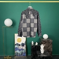 newest lv men shirt lv shirt with free shipping fee  7