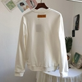 LV STITCH PRINT EMBROIDERED SWEATSHIRT 1A84LS