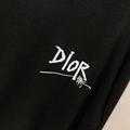 Dior and shawn sweater black cashmere dior sweater black dior sweater   7
