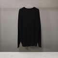 Dior and shawn sweater black cashmere dior sweater black dior sweater   10