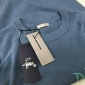 DIOR AND SHAWN SWEATER Blue Cashmere Intarsia  4