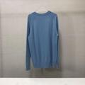 DIOR AND SHAWN SWEATER Blue Cashmere Intarsia  11