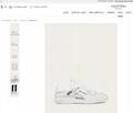 VALENTINO GARAVANI CALFSKIN VL7N SNEAKER WITH BANDS VALENTINO sneaker  WHITE/ICE