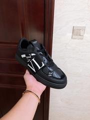 GARAVANI CALFSKIN VL7N SNEAKER WITH BANDS           shoes snekaer
