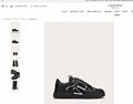 GARAVANI CALFSKIN VL7N SNEAKER WITH BANDS           shoes snekaer  2