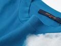lv cloud print tshirt 1A89U6 lv tshirt lv men tshirt