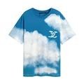 cloud print tshirt 1A89U6    tshirt