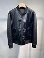 leather mix jacket    jacket    jacket 100% Bull Leather black