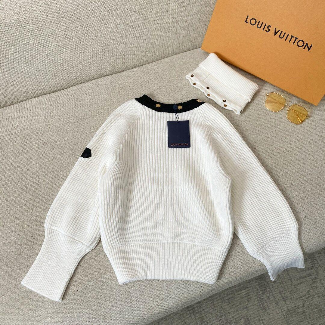 Newest    long sleeved turtleneck in ribbed wool    sweater lady 1A8392 8