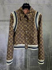 lv paisley and monogram reversible wool bomber 1A823C