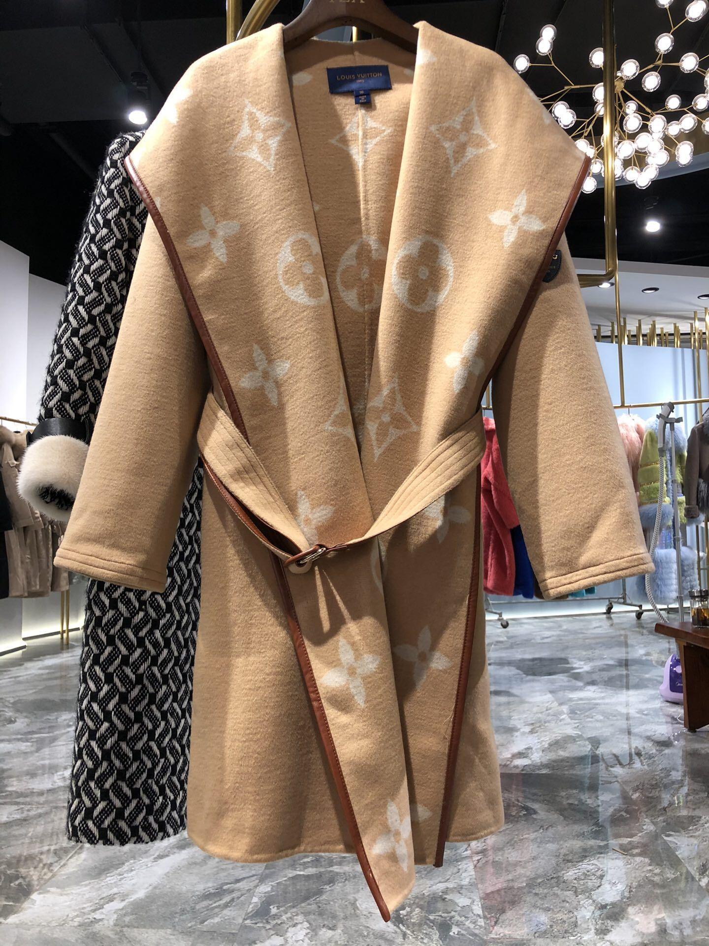 women coat hotsale lady    coat 1A68CN 1