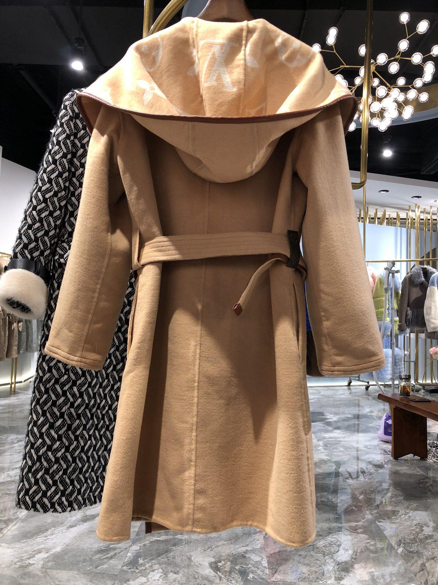 women coat hotsale lady    coat 1A68CN 9
