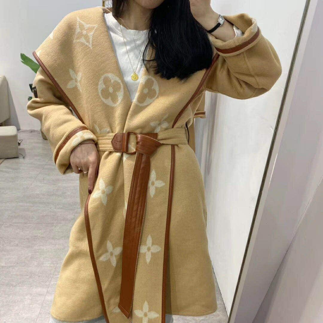 women coat hotsale lady    coat 1A68CN 11