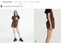 hotsale lv signature pocket monogram t-shirt lv tshirt lv women tshirt 1A848M