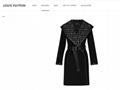 hooded wrap coat    coat 1A4PE7 1