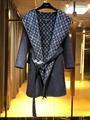 hooded wrap coat    coat 1A4PE7 2