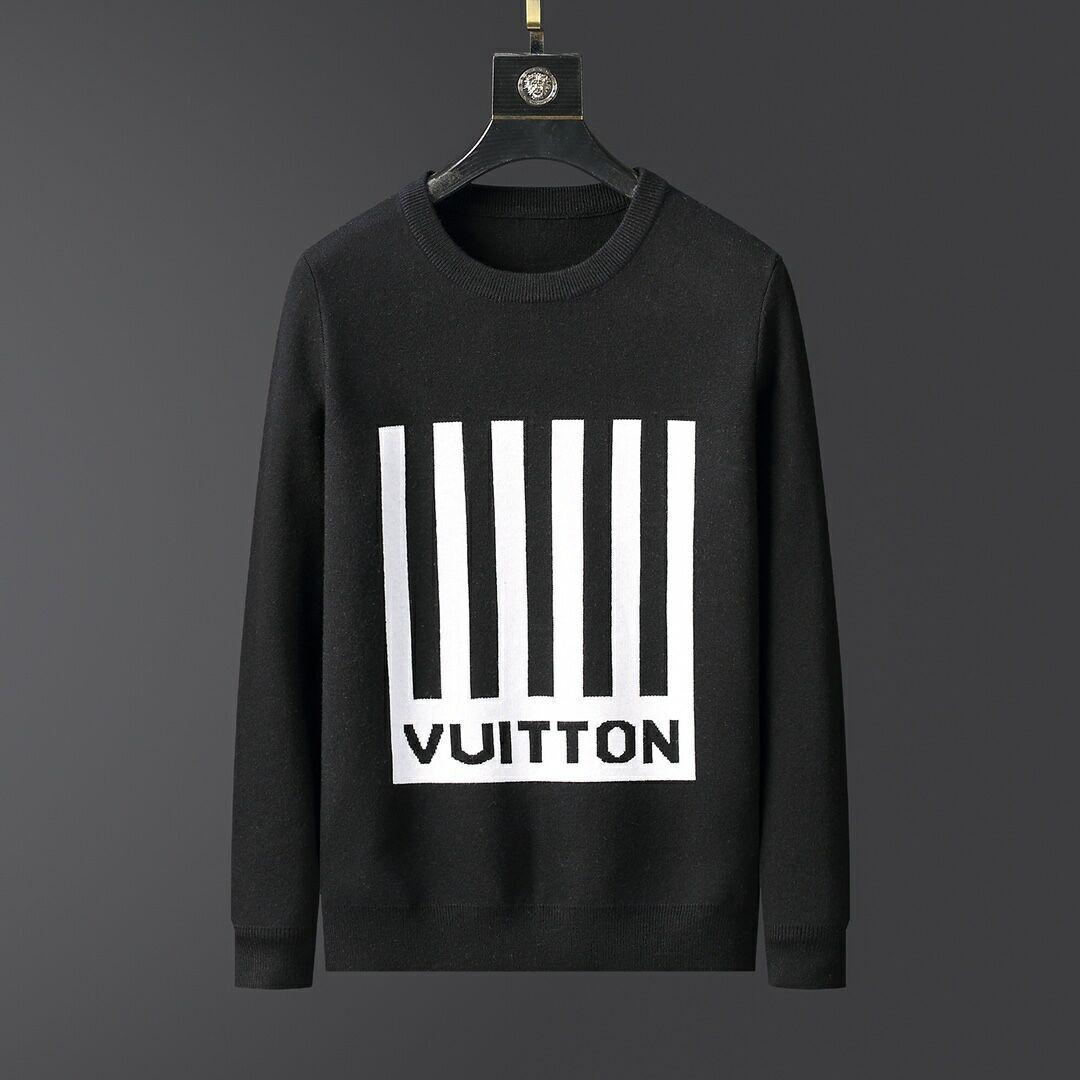 barcode crew neck knitwear    sweater 1A5CE9 1