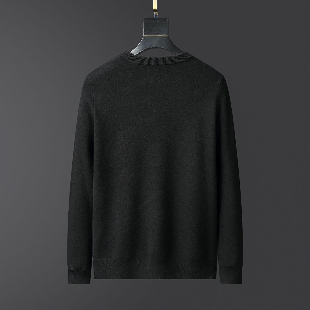 barcode crew neck knitwear    sweater 1A5CE9 4