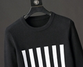 lv barcode crew neck knitwear lv sweater 1A5CE9