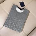 degrade monogram crewneck 1A8FHS    sweater    men sweater    grey sweater  4