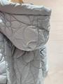 reversible monogram puffer jacket 1A7XO7 metal grey black    coat   6