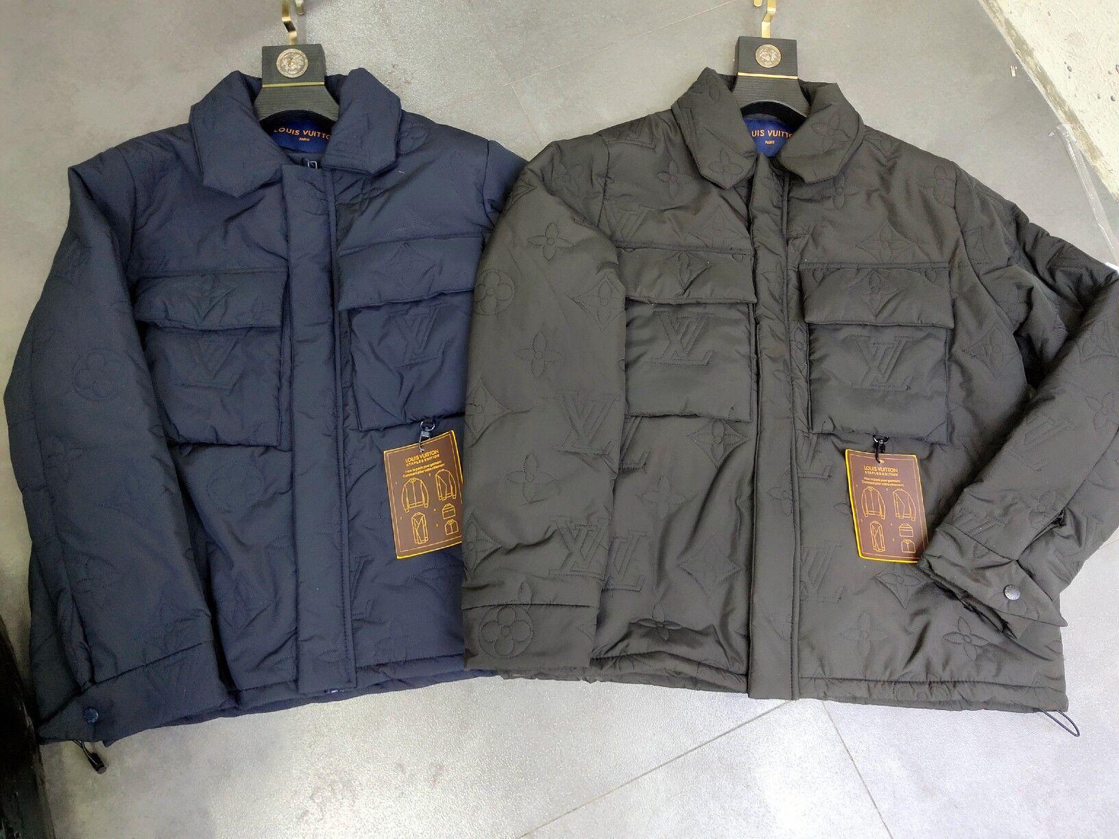 light padded blouson     coat    men coat  6
