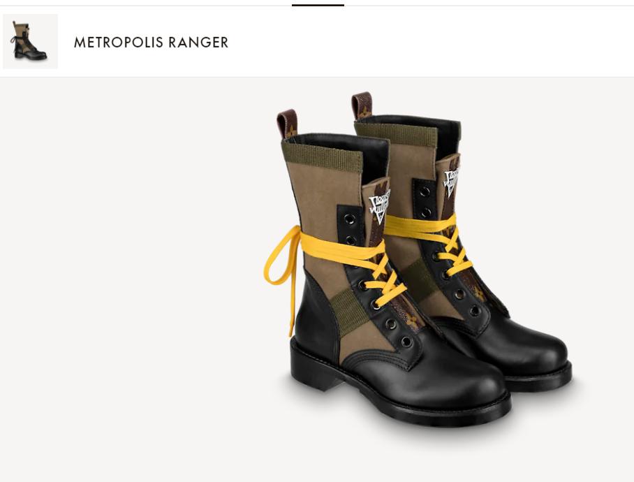 metropolis flat ranger Khaki 1A679B    boot    lady shoes    women boot  2
