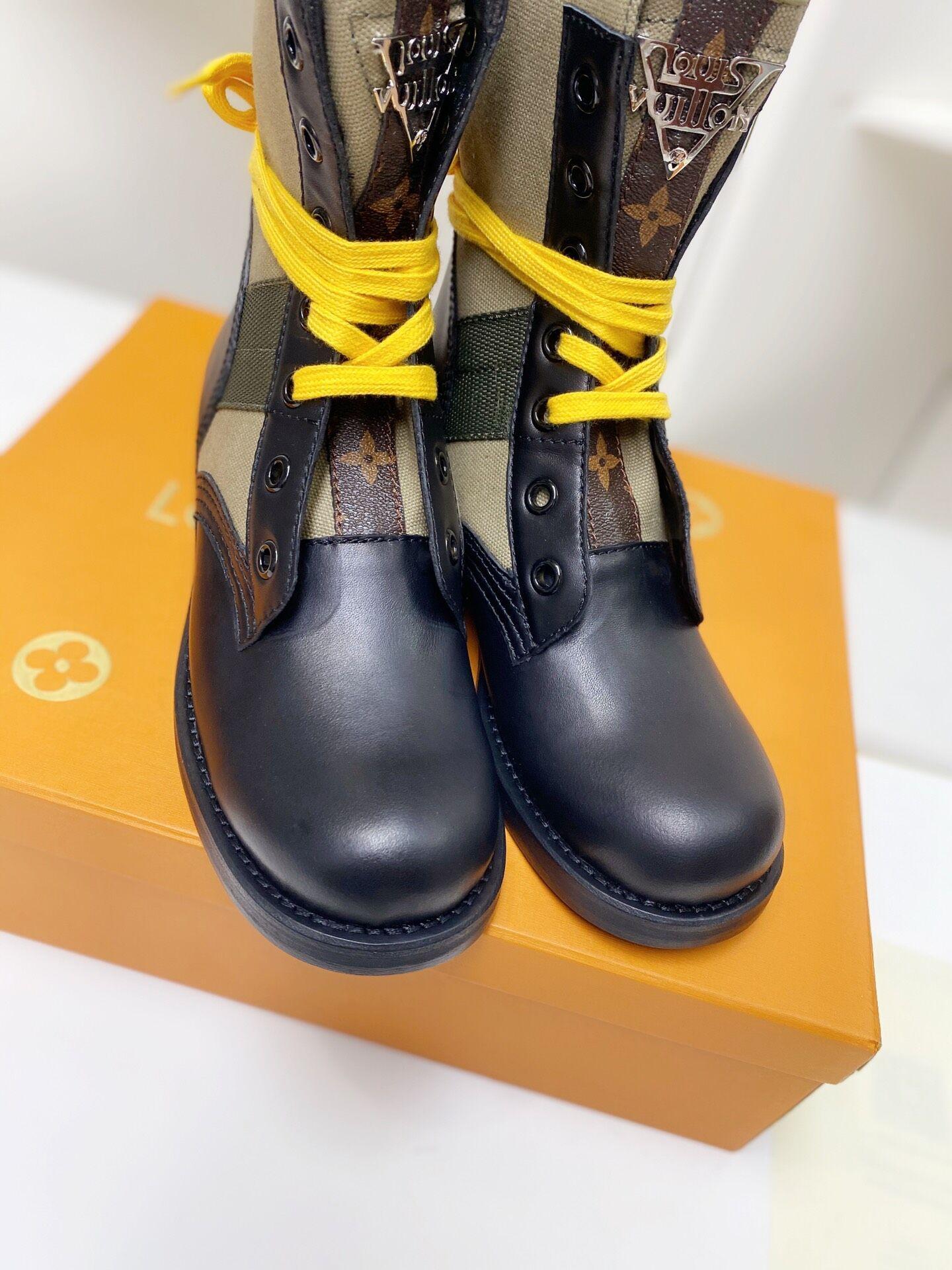 metropolis flat ranger Khaki 1A679B    boot    lady shoes    women boot  11