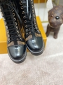 star trail ankle boot Patent Monogram canvas    boot 1A2Y7P 7