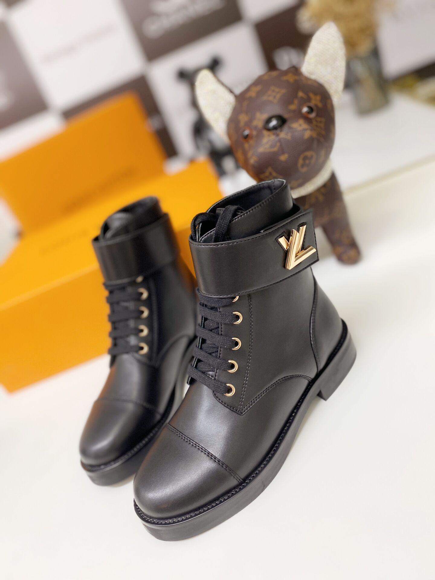 lv wonderland ranger lv boot lv women shoes 1A1IY2
