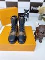 lv wonderland flat ranger lv boot lv women shoes 1A2Q3N