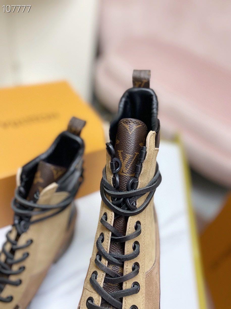 laureate platform desert boot 1A4XYE    boot beige  4