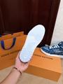 trainer sneaker 1A8MG3 Blue Monogram denim    sneaker    shoes men  5