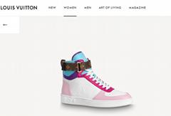 lv boombox sneaker lv men shoes lv women sneaker  1A87R0