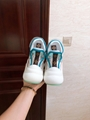 lv archlight sneaker blue green 1A65RS lv sneaker lv women shoes